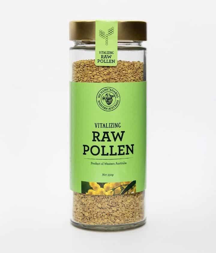 Raw Bee Pollen