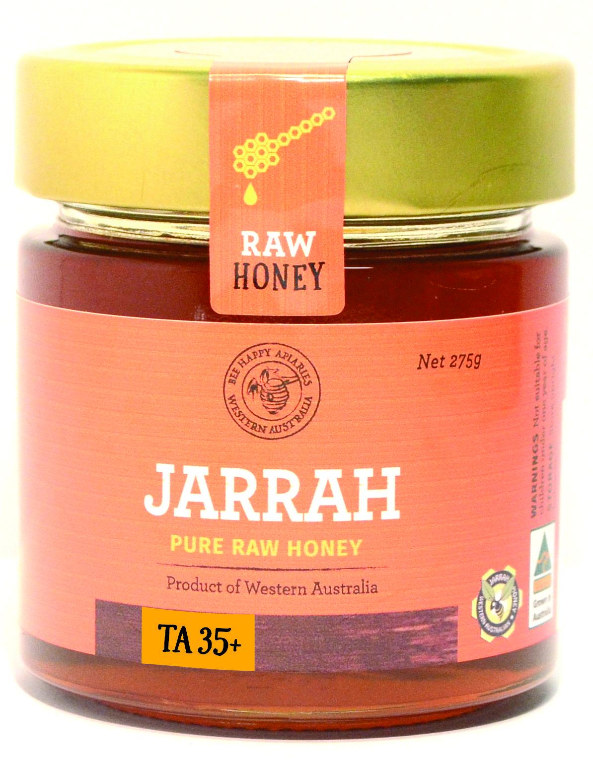 275g Of Premium Jarrah Honey