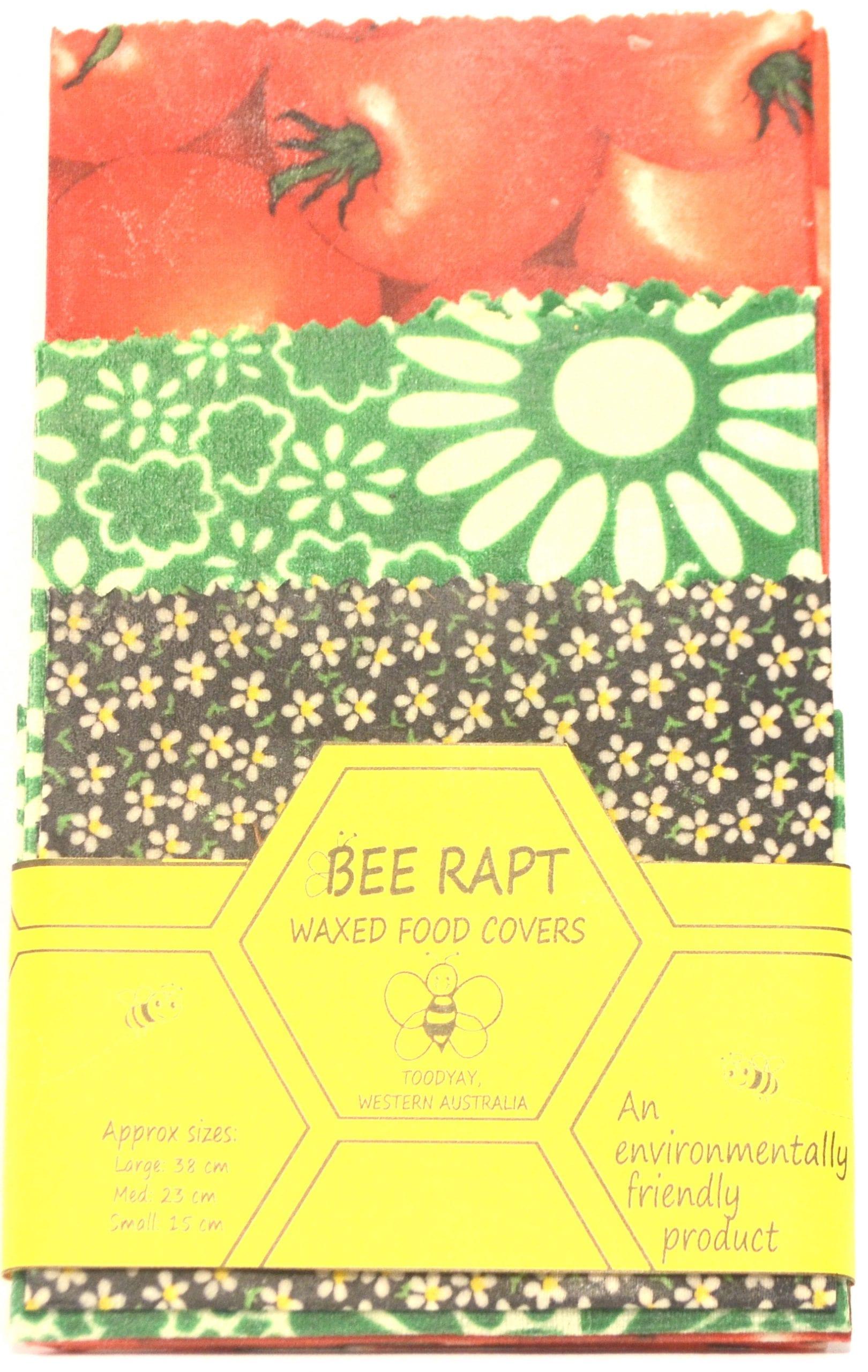 BeesWax Wraps - 3